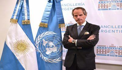 رافائل گروسی: کشورهای عضو برجام از فرصت سه ماه ایران استفاده کنند