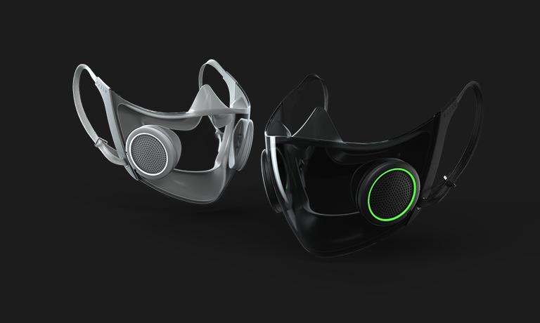 ماسک ریزر با طراحی هیجان انگیز کرونا را نابود می کند