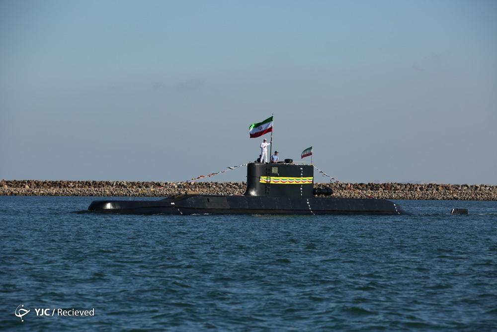 زیردریایی ایرانی که 76 فناوری روز دنیا را در خود دارد/ عکس