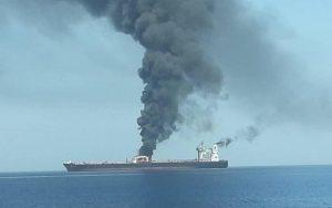 اوراسیاریویو: ایران به زودی خط لوله انتقال نفت را راه اندازی می کند/ هاآرتص: موشک ایرانی به کشتی اسرائیلی اصابت کرد/ رویترز: سختگیری ایران مانع بازگشت به برجام قبل از انتخابات است/ نشنال اینترست: آیا نیروی دریایی سلطنتی انگلیس باید نگران ایران باشند؟