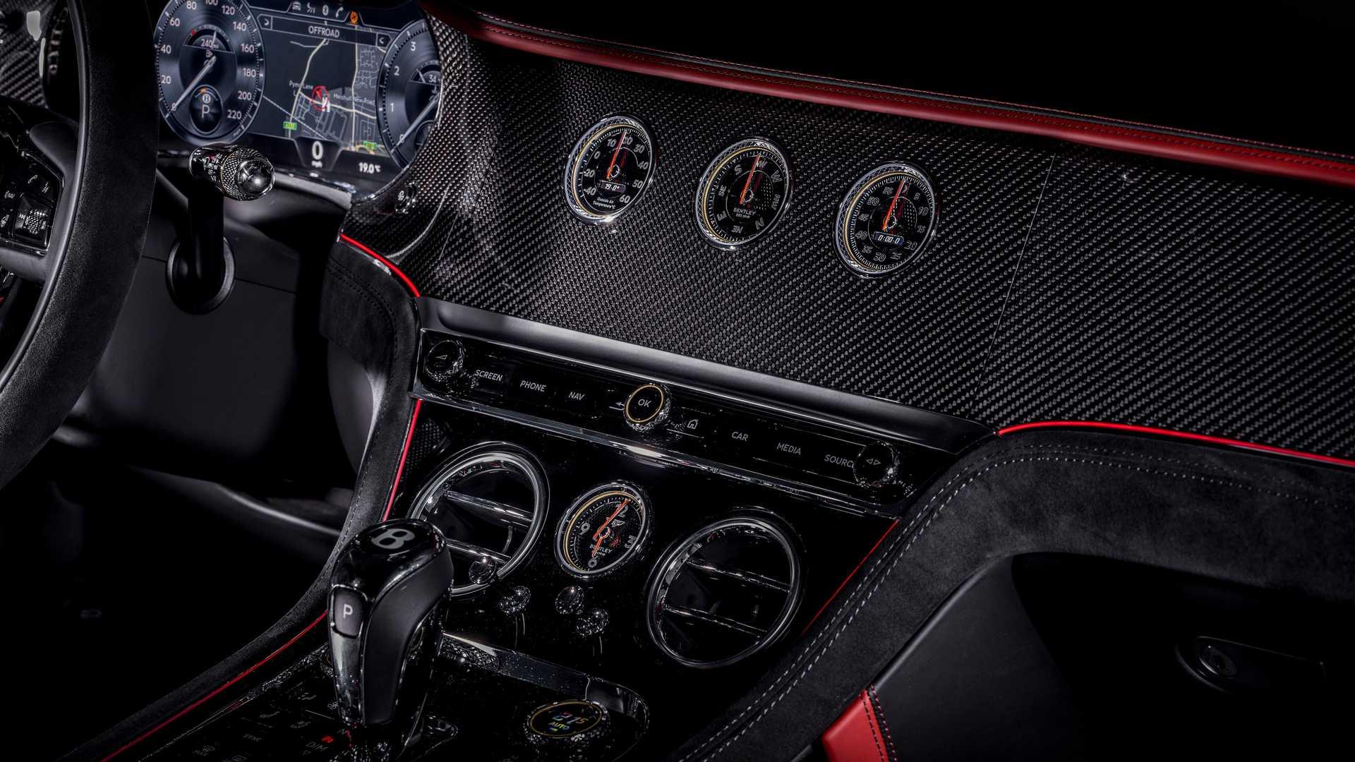 بنتلی کنتیننتال GT اسپید ۲۰۲۱ معرفی شد