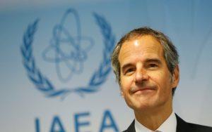 جلسه فنی مدیرکل آژانس بین المللی انرژی اتمی با ایران در فروردین 1400