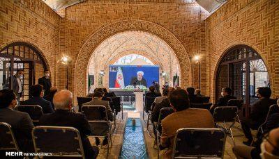 افتتاح پارک اقوام ایران کوچک