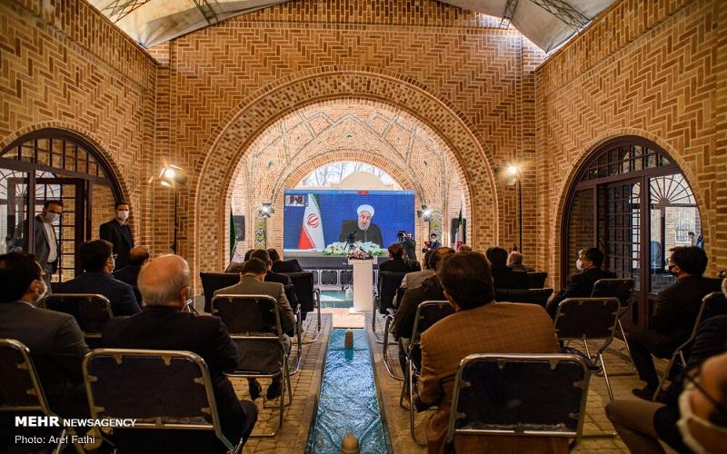 3709623 افتتاح پارک اقوام ایران کوچک