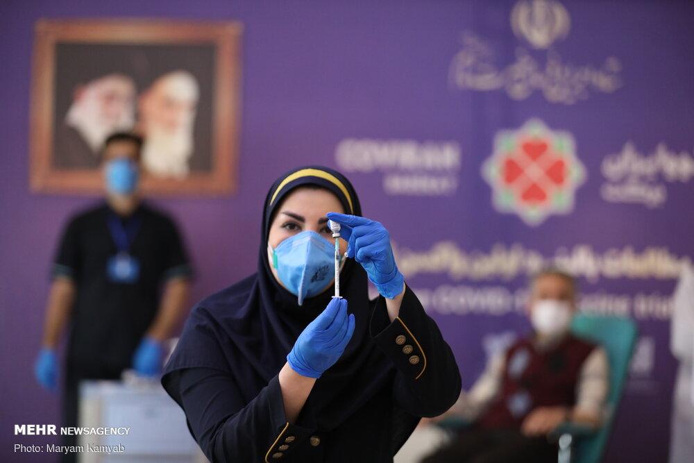 """آغاز فاز دوم تست انسانی واکسن """"کوو ایران برکت"""""""