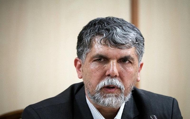 انتقاد تند وزیر فرهنگ از صدا و سیما