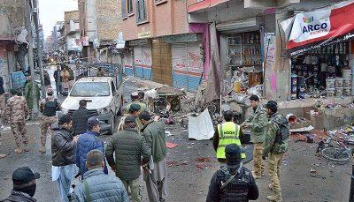 انفجار بمب در بلوچستان پاکستان