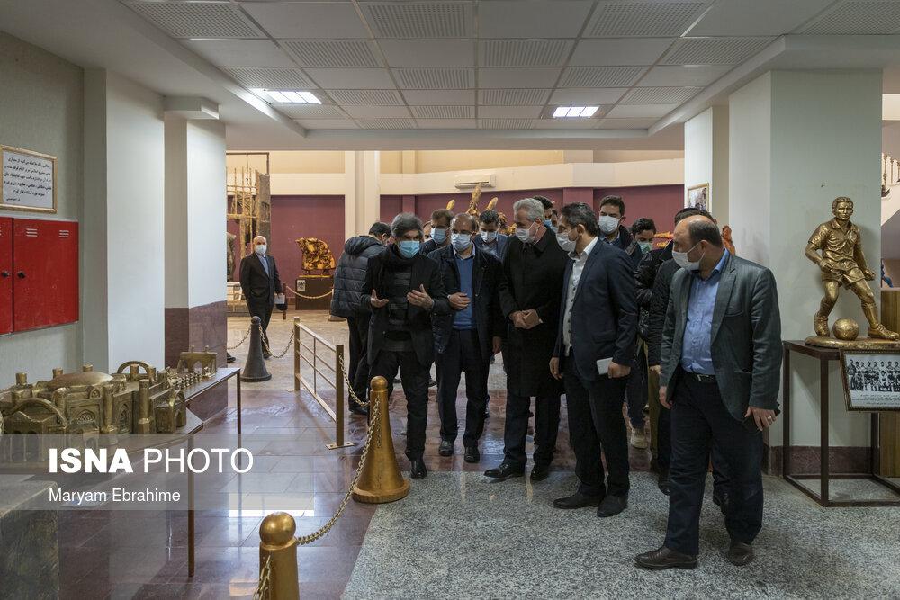 افتتاح بزرگترین موزه معاصر کشور در تبریز