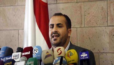 سخنگوی انصارالله یمن: ایران هیچ دخالتی در امور یمن ندارد