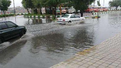 هشدار سازمان هواشناسی نسبت به وقوع سیلاب