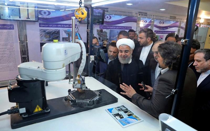 CORRECTION Iran Nuclear 15401 اسپوتنیک: چرا با برنامه هسته ای اسرائیلمتفاوتبرخورد می شود؟/نشنال اینترست: F14 ایران می تواند F22 , F35 را شکست دهد؟/ تایمز اسرائیل: ایران در حال نقض برجام است/رویترز: ایرانی ها دوباره برای اطفای حریق به افغانستان کمک کردند