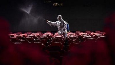 تعطیلی دوباره سینماها به دلیل کرونا