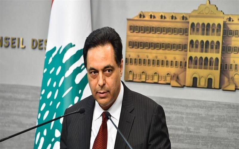 دیاب: لبنانیها از بحران اجتماعی خطرناکی رنج میبرند