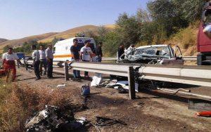 مصدومان حوادث ترافیکی نوروز به بیش از 27 هزار نفر رسید
