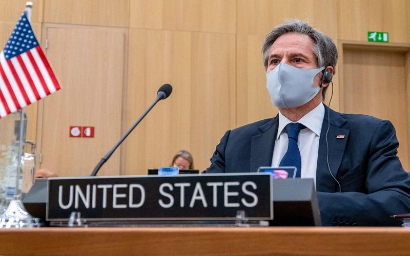 وزیر امور خارجه آمریکا: توپ در زمین ایران است