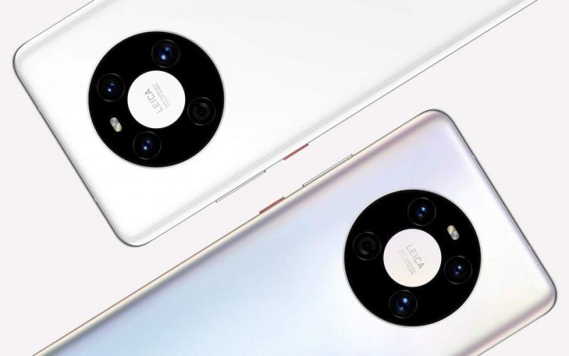 هوآوی از گوشی Mate 40E 5G رونمایی کرد