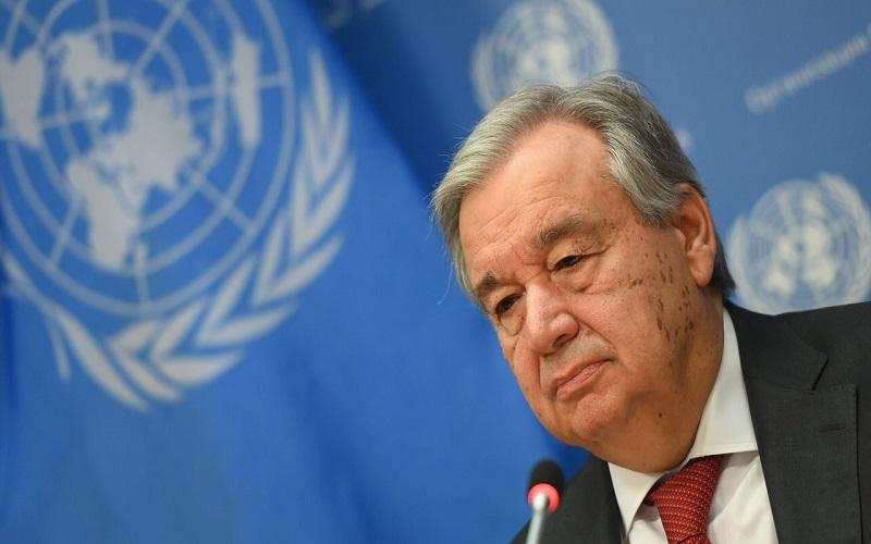 im 300887 دبیرکل سازمان ملل: این جنگ نسل کل یمنیها را میبلعد