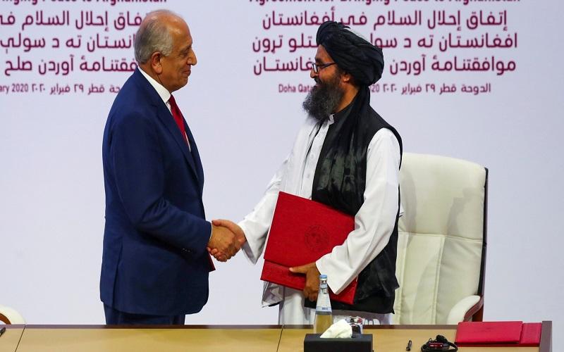 طالبان مخالفت با طرح صلح آمریکا را تکذیب کرد