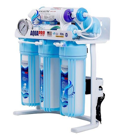 خرید بهترین مدل های دستگاه تصفیه آب خانگی راد گستر نوین