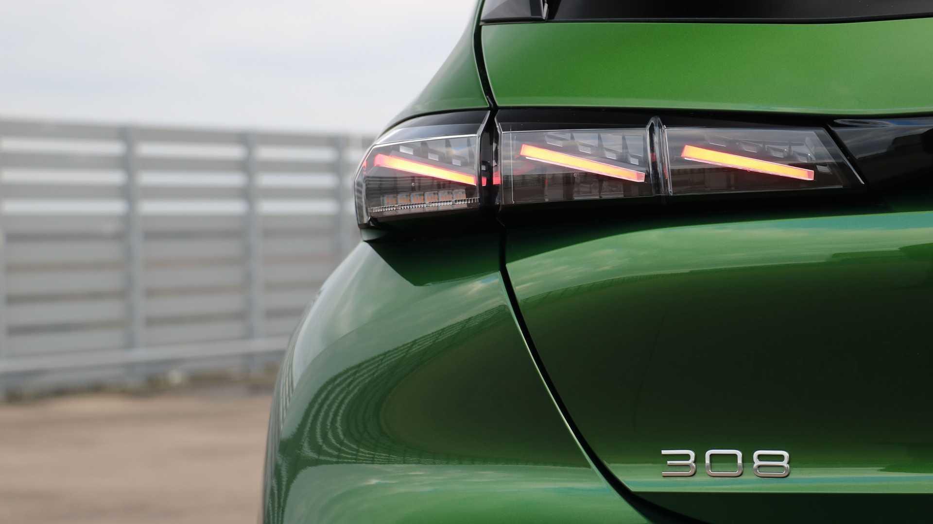 نسل جدید پژو 308 معرفی شد