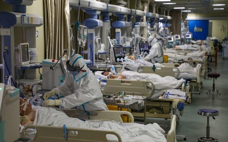 شناسایی ۱۰۳۳۰ بیمار جدید کرونایی در شبانه روز گذشته