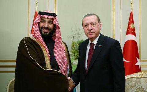 درخواست عربستان از ترکیه برای خرید پهبادهای مسلح