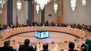 نشست مسکو و تاکید بر صلح عادلانه در افغانستان