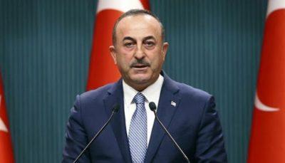 توئیت وزیر خارجه ترکیه بعد از دیدار با ظریف