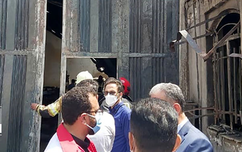 آخرین جزییات آتشسوزی در کارگاه مبلسازی پردیس