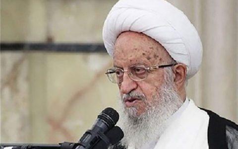 آخرین خبرها از وضعیت جسمی آیت الله مکارم شیرازی بعد از بستری شدن در بیمارستان