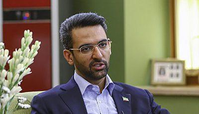 آذری جهرمی: همکاری ایران و چین به محدودیت اینترنت منجر نمیشود