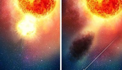 """احتمال پمپاژ """"ماده تاریک"""" توسط ستاره غولآسای """"آلفای شکارچی"""""""