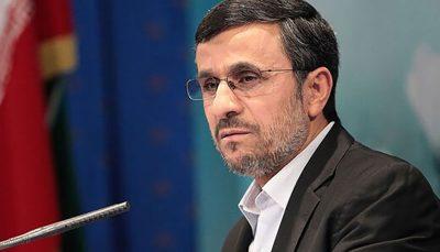 احمدینژاد: از هیچ کسی نمی ترسم /وقت انتخابات مطالبی دارم که می گویم