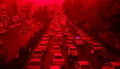 استان تهران قرمز شد