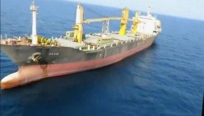 حمله به کشتی ایرانی را به آمریکا خبر داده بود نیویورک تایمز: اسرائیل عامل حمله به کشتی ایرانی است