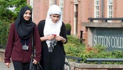 اسید پاشی به یک دختر دانشجوی مسلمان در آمریکا