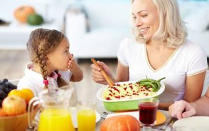 اصلی ترین دلیل بدغذایی و بی اشتهایی کودک
