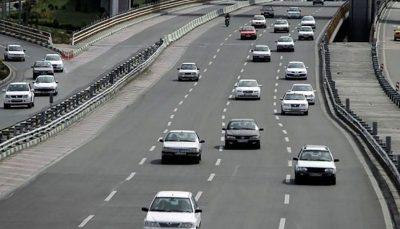 اعلام آخرین وضعیت ترافیکی محورهای مواصلاتی کشور