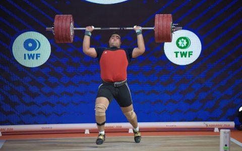 اعلام لیست نهایی وزنه برداری قهرمانی آسیا