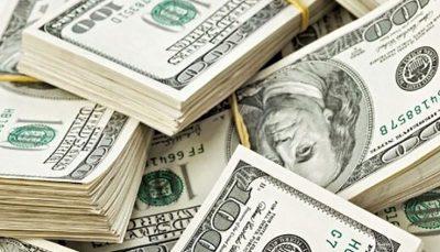 افزایش ارزش دلار