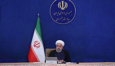 اولین واکنش حسن روحانی به جنجال های فیلم گاندو علیه دولت