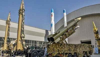 اینجا قلب سپاه در ساخت موشک های کروز و بالستیک است