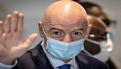 اینفانتینو: فیفا، سوپرلیگ اروپا را تایید نمیکند/ کاملاً از یوفا حمایت میکنیم