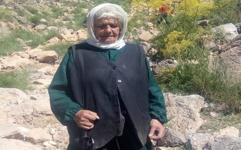 کهنسالترین بانوی کوهنورد ایران درگذشت