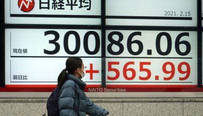 بازار سهام آسیا نوسان کرد