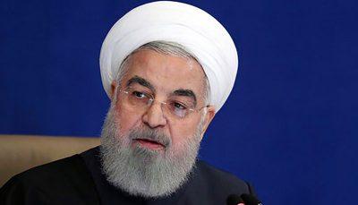 روحانی: برای گرفتن حق مردم صبر نمی کنیم