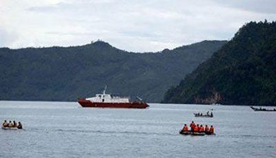 برخورد دو کشتی در اندونزی؛ ۱۷ نفر مفقود شدند