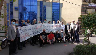 تجمع اعتراضی کارگران کارخانه پارس متال به اجرا نشدن تعهدات