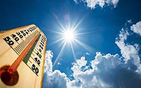 کاهشی دمای هوا تهران