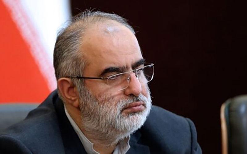توئیت حسام الدین آشنا درباره مذاکرات وین و برداشتن حصر ایران